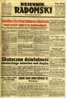Dziennik Radomski, 1940, R. 1, nr 147