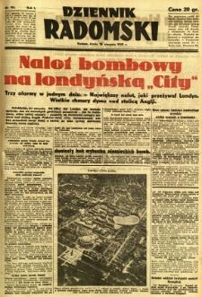 Dziennik Radomski, 1940, R. 1, nr 151