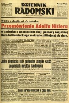 Dziennik Radomski, 1940, R. 1, nr 159