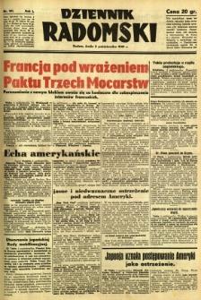 Dziennik Radomski, 1940, R. 1, nr 181