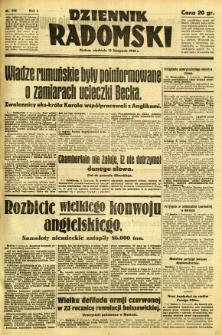 Dziennik Radomski, 1940, R. 1, nr 214