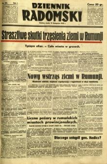 Dziennik Radomski, 1942, R. 1, nr 216