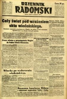 Dziennik Radomski, 1940, R. 1, nr 225