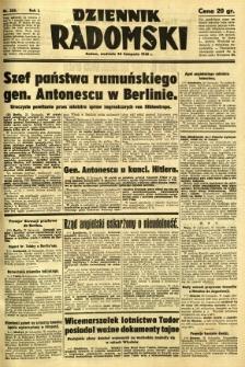 Dziennik Radomski, 1940, R. 1, nr 226