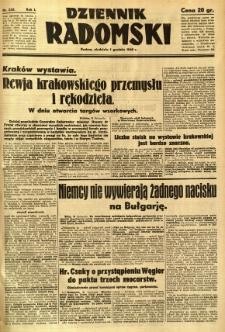 Dziennik Radomski, 1940, R. 1, nr 232