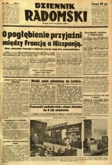 Dziennik Radomski, 1940, R. 1, nr 240
