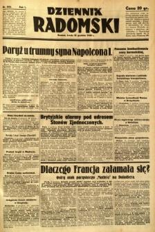 Dziennik Radomski, 1940, R. 1, nr 246