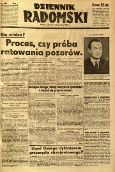 Dziennik Radomski, 1940, R. 1, nr 247
