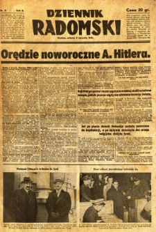 Dziennik Radomski, 1941, R. 2, nr 2