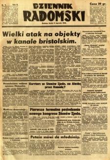 Dziennik Radomski, 1941, R. 2, nr 4