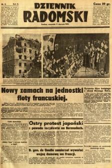 Dziennik Radomski, 1941, R. 2, nr 5