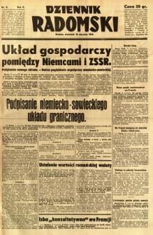Dziennik Radomski, 1941, R. 2, nr 8