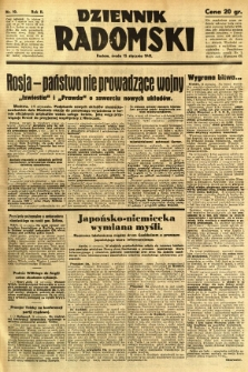 Dziennik Radomski, 1941, R. 2, nr 10