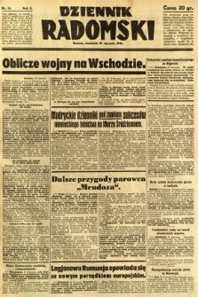 Dziennik Radomski, 1941, R. 2, nr 14