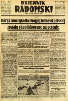 Dziennik Radomski, 1941, R. 2, nr 20