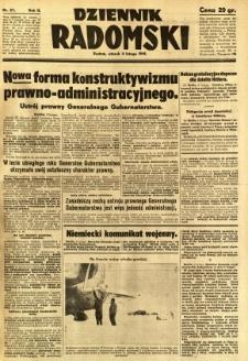 Dziennik Radomski, 1941, R. 2, nr 27