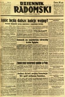 Dziennik Radomski, 1941, R. 2, nr 32