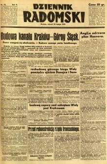 Dziennik Radomski, 1941, R. 2, nr 45