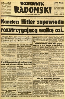 Dziennik Radomski, 1941, R. 2, nr 46