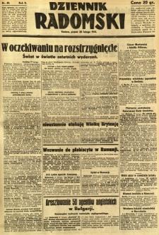 Dziennik Radomski, 1941, R. 2, nr 48
