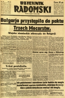 Dziennik Radomski, 1941, R. 2, nr 51