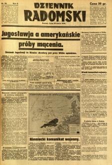 Dziennik Radomski, 1941, R. 2, nr 58