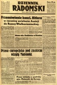 Dziennik Radomski, 1941, R. 2, nr 61