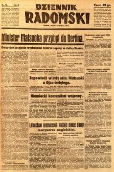 Dziennik Radomski, 1941, R. 2, nr 72