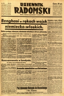 Dziennik Radomski, 1941, R. 2, nr 80