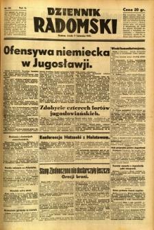 Dziennik Radomski, 1941, R. 2, nr 82