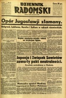 Dziennik Radomski, 1941, R. 2, nr 86