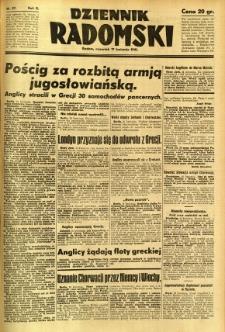 Dziennik Radomski, 1941, R. 2, nr 87