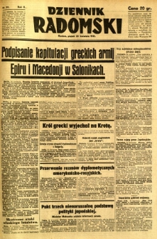 Dziennik Radomski, 1941, R. 2, nr 94