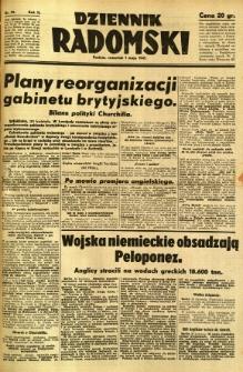 Dziennik Radomski, 1941, R. 2, nr 99