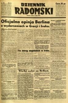 Dziennik Radomski, 1941, R. 2, nr 104