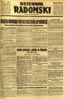 Dziennik Radomski, 1941, R. 2, nr 107