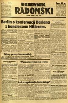 Dziennik Radomski, 1941, R. 2, nr 113