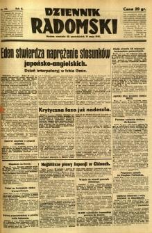 Dziennik Radomski, 1941, R. 2, nr 114