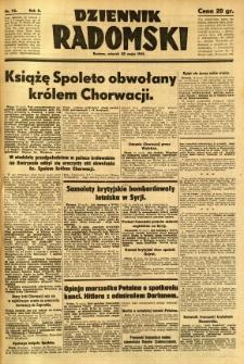 Dziennik Radomski, 1941, R. 2, nr 115