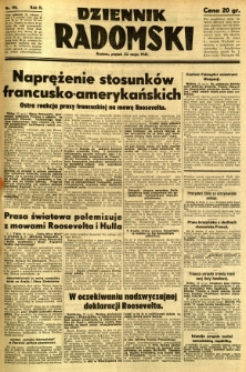 Dziennik Radomski, 1941, R. 2, nr 118