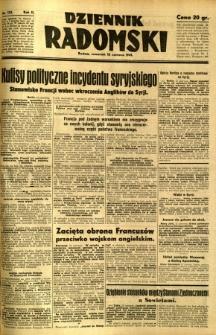 Dziennik Radomski, 1941, R. 2, nr 133