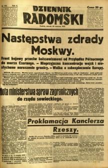 Dziennik Radomski, 1941, R. 2, nr 143