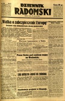 Dziennik Radomski, 1941, R. 2, nr 144