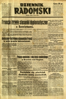 Dziennik Radomski, 1941, R. 2, nr 150