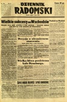 Dziennik Radomski, 1941, R. 2, nr 152