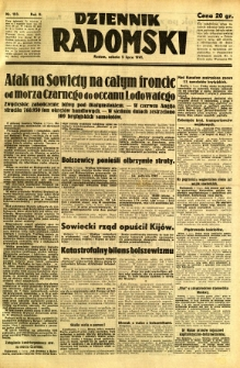 Dziennik Radomski, 1941, R. 2, nr 153