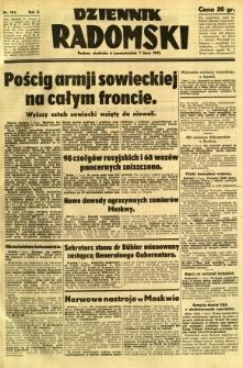 Dziennik Radomski, 1941, R. 2, nr 154