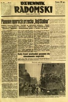 Dziennik Radomski, 1941, R. 2, nr 155