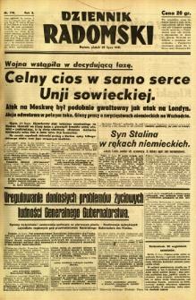Dziennik Radomski, 1941, R. 2, nr 170
