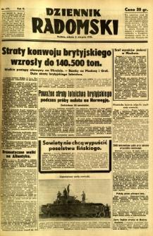 Dziennik Radomski, 1941, R. 2, nr 177